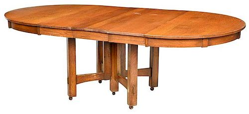 Stickley Brothers Dining Table