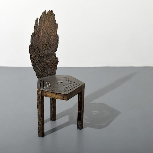 Michele Oka Doner Sculptural Chair