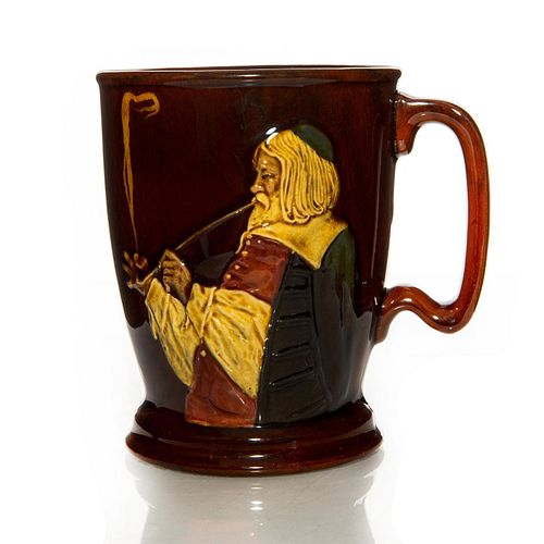 ROYAL DOULTON KINGSWARE TANKARD MUG CUP, DRINK WISELY