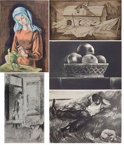 6 AAA prints