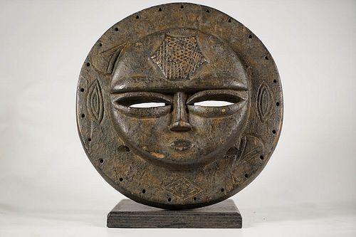 Fine Eket Ekpo African Mask