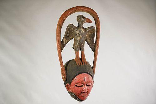 Tiv Festival Mask