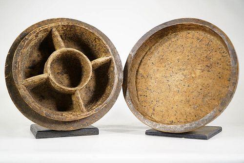 Yoruba Divination Bowl