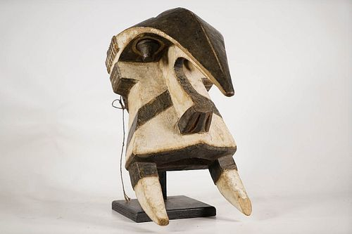 "Igbo Izzi Ogbodo-Enye ""Elephant Spirit"" Headdress"