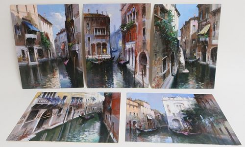 Claudio Simonetti - 5 Venetian Scenes