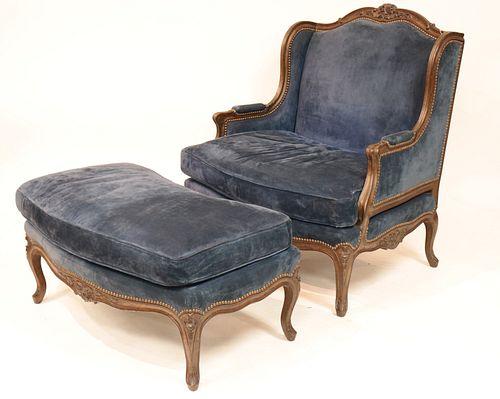 Louis XV Style Duchesse Brisse