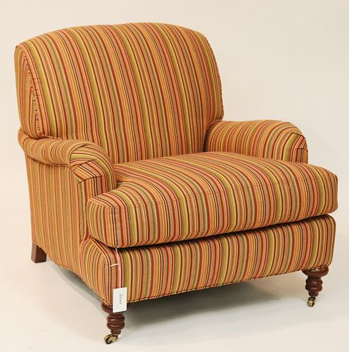 Crate and Barrel English Style Armchair