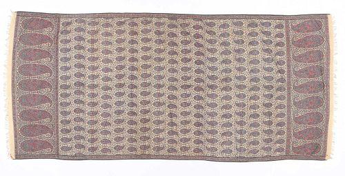 Kashmir Shawl, India, Early 19th C.