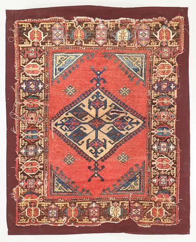 17th/18th C. Central Anatolian Aksaray Rug