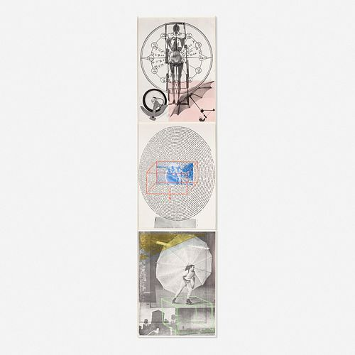 Robert Rauschenberg, Autobiography (three works)