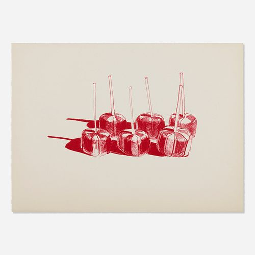 Wayne Thiebaud, Suckers State II