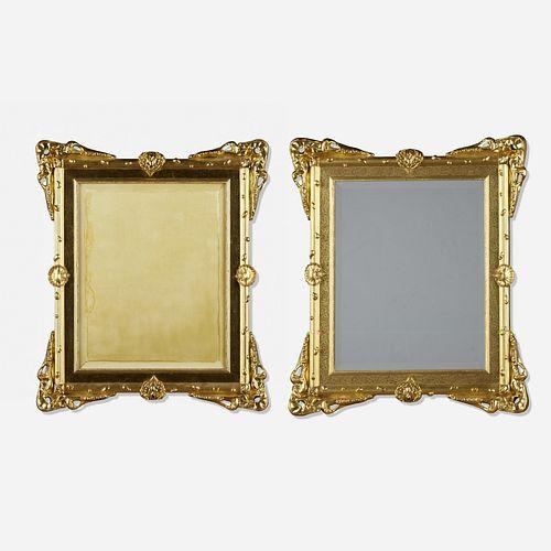 Dennis Kardon, Mirror and La Beigia (two works)