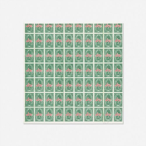 Andy Warhol, S & H Green Stamps