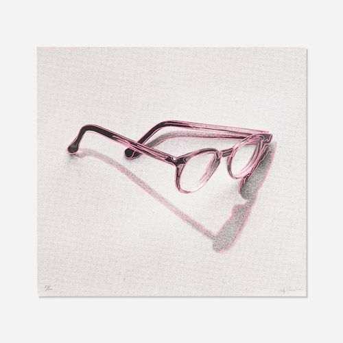 Hedy Klineman, Andy Warhol's Glasses