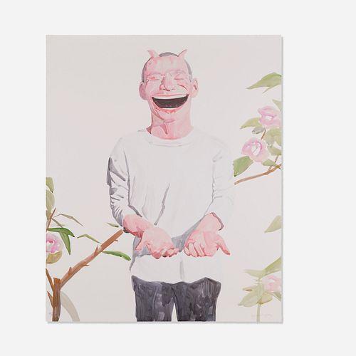 Yue Minjun, Untitled (Smile-ism No. 22)