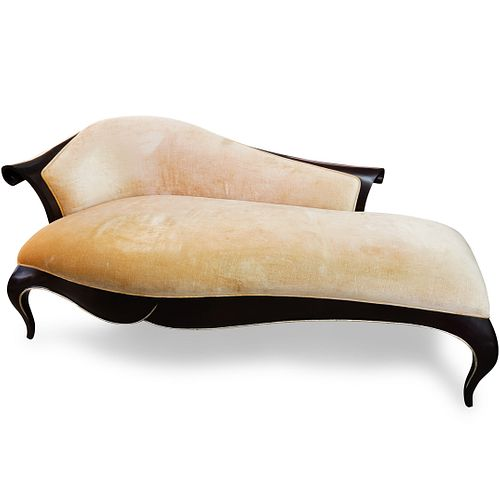 Christopher Guy Upholstered Chaise Lounge