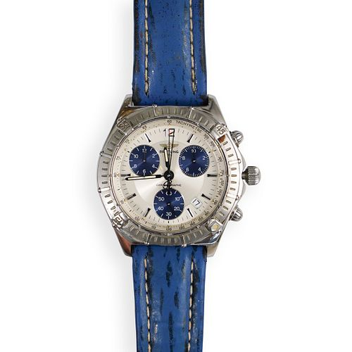 Breitling Sirius Chronograph Stainless Watch