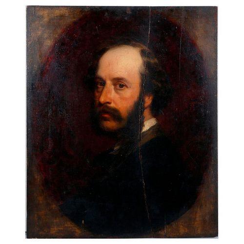 Il'ia Efimovich Repin (Attrib.) (1844 - 1930).