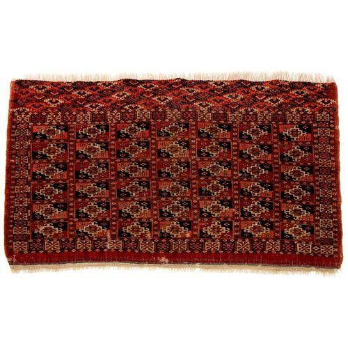 Tribal rug.