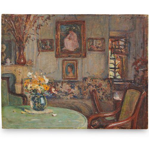 Gaston Pierre Duhamel Oil Painting