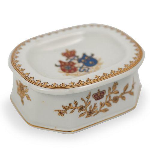 Vista Alegre Porcelain Ashtray