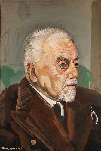 BORIS GRIGORIEV (RUSSIAN 1886-1939)