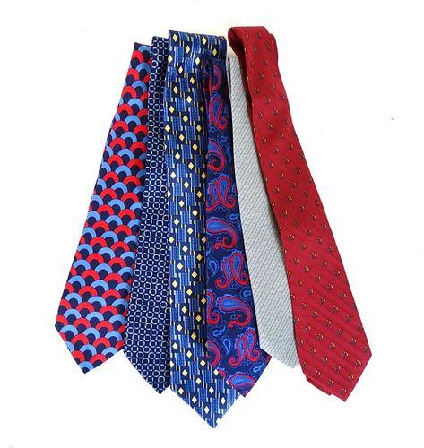 Five (5) Designer Ties