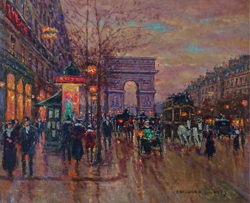 Edouard Léon Cortès (FRENCH, 1882–1969)