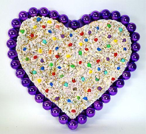 "Zeljko Lah (Born 1948) ""Hearts"""