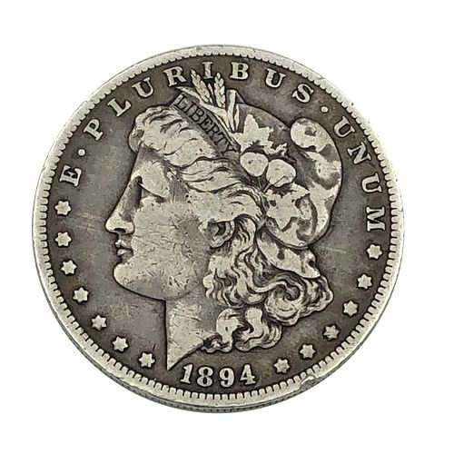 1894-O Morgan Dollar Coin