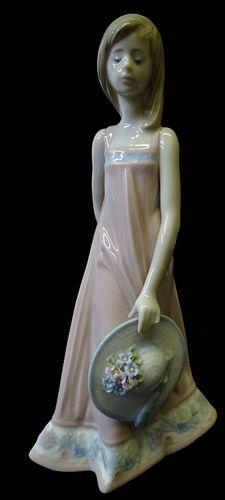 Lladro #5647 Sara Porcelain