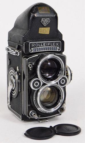 Rolleiflex 2.8F Model K7F, Planar Lens 80mm f/2.8