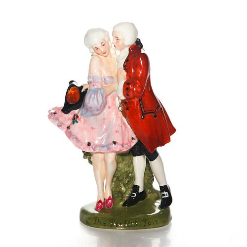 THE PERFECT PAIR HN581 - ROYAL DOULTON FIGURINE
