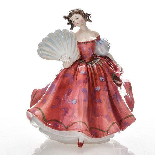 FIRST WALTZ HN2862 - ROYAL DOULTON FIGURINE