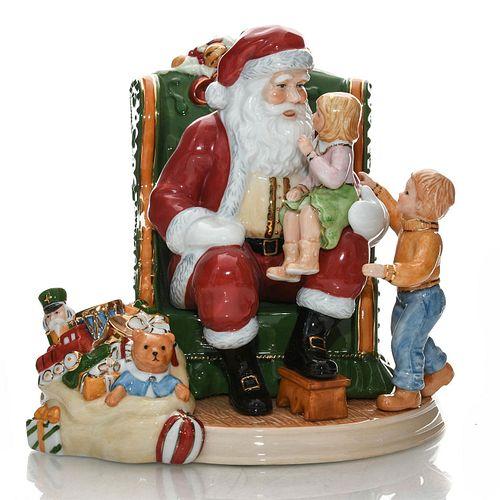 MY CHRISTMAS WISH SANTA HN4945 - ROYAL DOULTON FIGURINE
