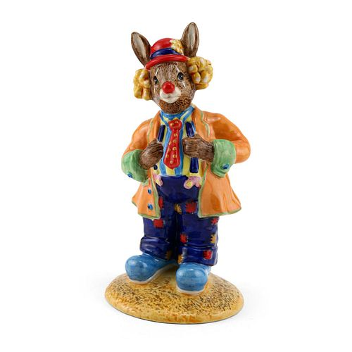 CLARISSA THE CLOWN DB331 - ROYAL DOULTON BUNNYKINS