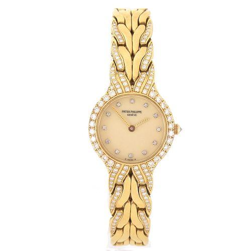 Lady's Patek Philippe La Flame 4816 Watch