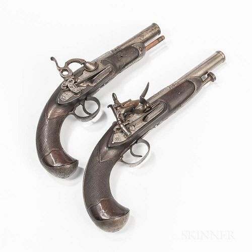 Two Spanish Pistols