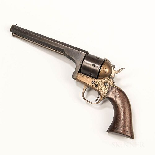 Moore's Patent Firearms Company Single-action Belt Revolver