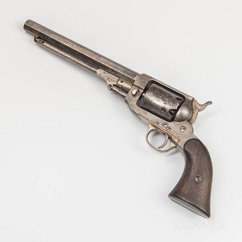 Whitney Navy Second Model, 5th Type Revolver