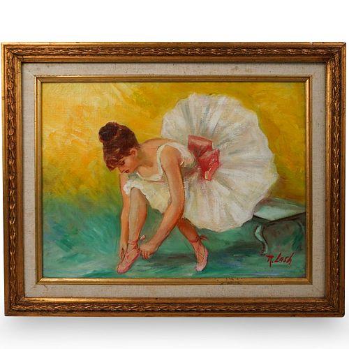 R. Lash Oil on Canvas