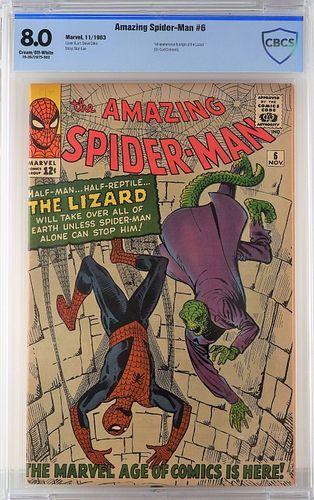 Marvel Comics Amazing Spider-Man #6 CBCS 8.0