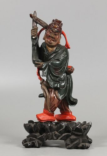 Chinese immortal, possibly Republican period