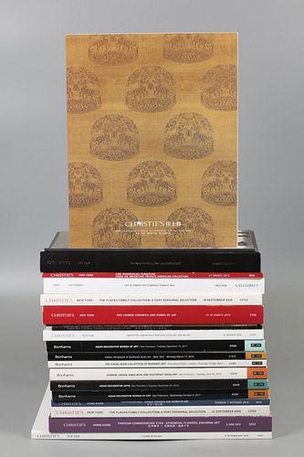 20 auction catalogs