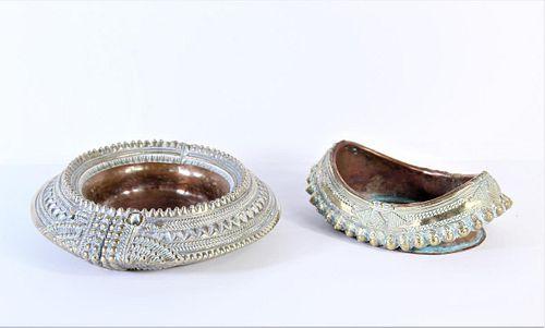 1700s West  African Slave Bracelets