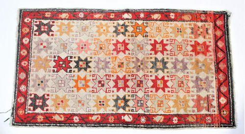 Afghani Woven Turkish Rug
