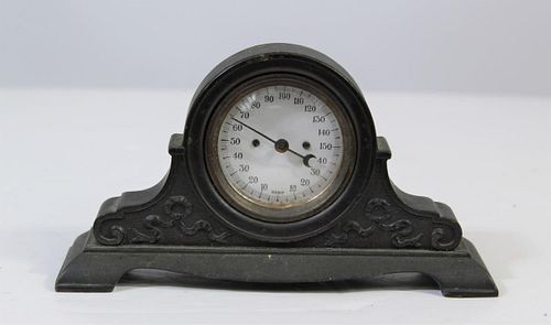 Cast Metal Thermometer