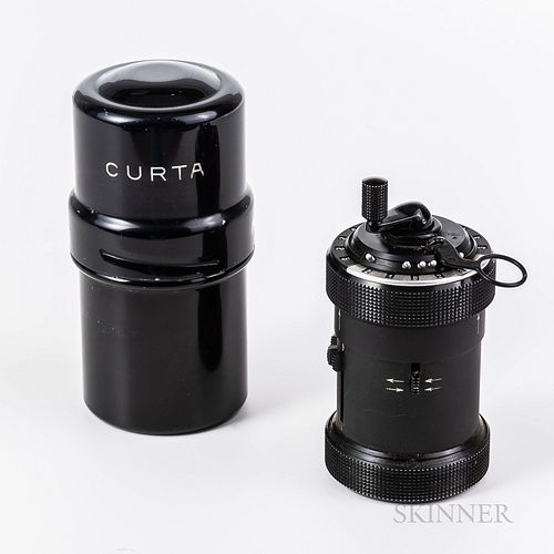 Curta Type I Calculator