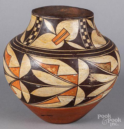 Acoma Pueblo Indian pottery jar