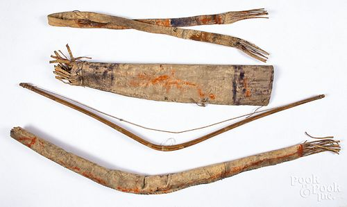 Southern plains Indian bow